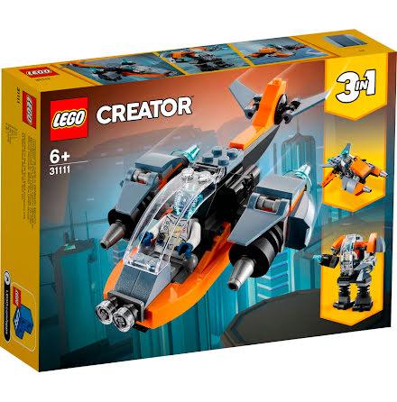Lego Creator Cyberdrönare