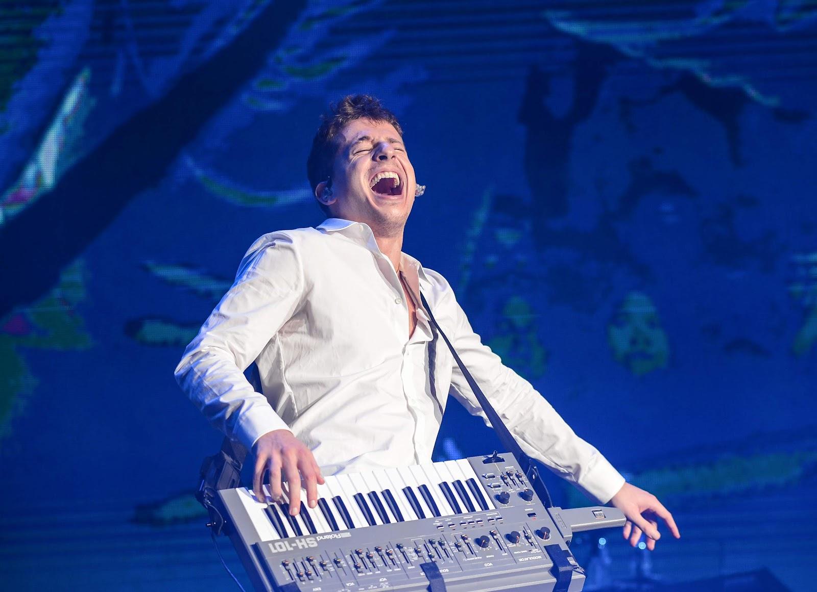 【迷迷現場】CP查理 CHARLIE PUTH 二度攻台開唱 熱唱破億神曲HIGH翻近萬歌迷