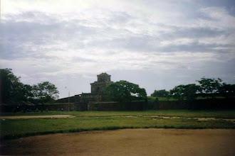 Photo: cửa Ngăn (cửa Thể Nhân) - nhìn từ xa