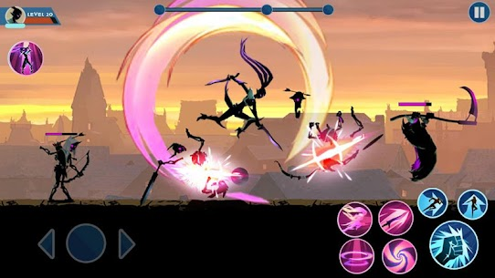 Shadow Fighter MOD Apk (Instant Kill) 2