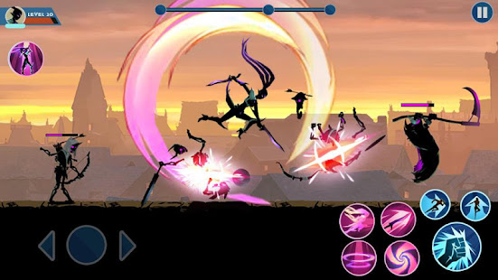 Game Shadow Fighter APK for Windows Phone