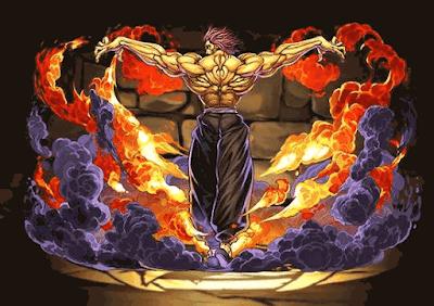 地上最強の生物・範馬勇次郎