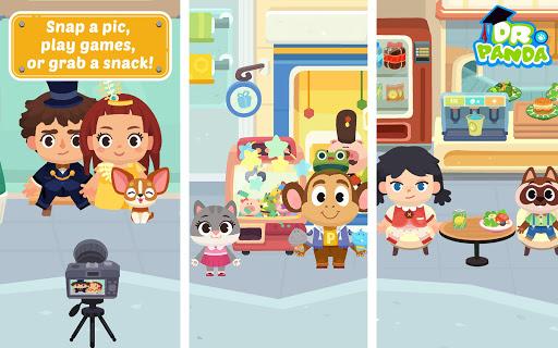 Dr. Panda Town: Mall 1.2.4 screenshots 2