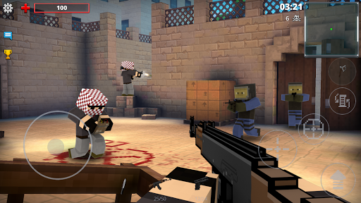 Pixel Strike 3D - FPS Gun Game  screenshots 1