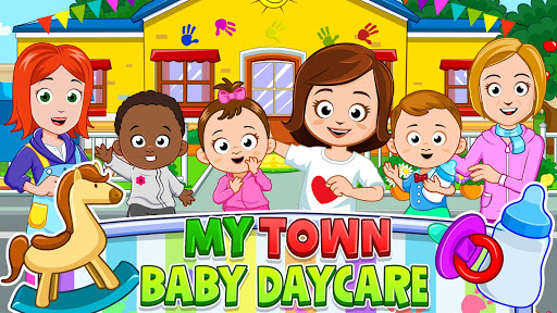 My Town : Daycare apkpoly screenshots 1