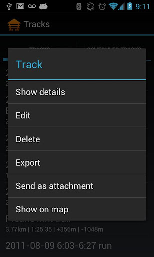 Aripuca GPS Tracker screenshot 6