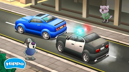 Professions for kids: Driver 3D APK screenshot thumbnail 21
