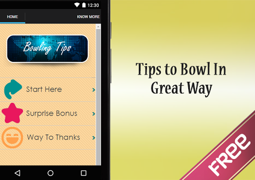 Bowling Tips