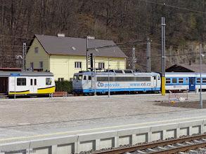 Photo: 163 065-6 (CD), Ceska Trebova - Kolin {Usti nad Orlici; 2015-04-14}