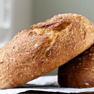 Double-Fed Sweet Levain Bread