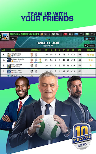 Top Eleven 2020 -  Be a soccer manager 10.0 screenshots 19