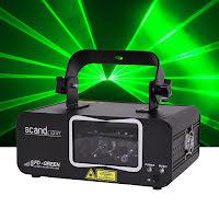Scandlight Laser FD-Blue