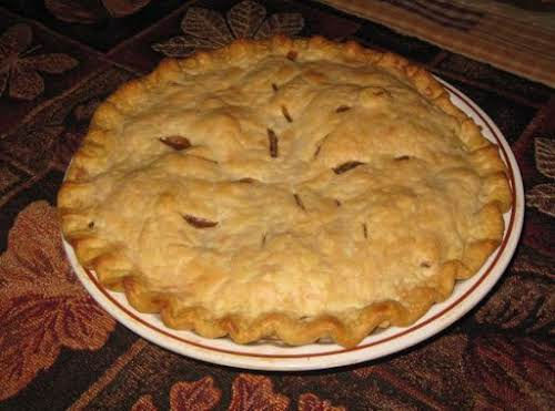 "Laurie's Apple Pie in the Sky ""I tried your recipe and everyone..."