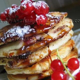 Berry Whey Dinkel Pancakes
