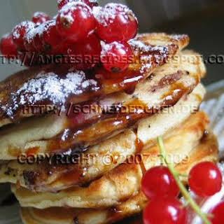 Berry Whey Dinkel Pancakes.