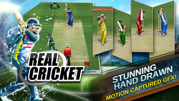 Real Cricket ™ v2.2.2