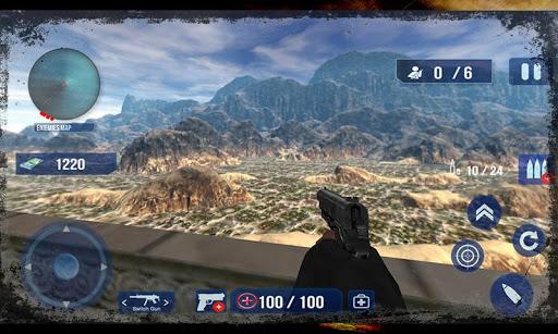 Critical Shoot Strike Fire Game 1.1 screenshots 1