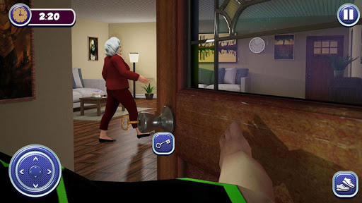 Scary Haunted Teacher 3D - Spooky & Creepy Games android2mod screenshots 4