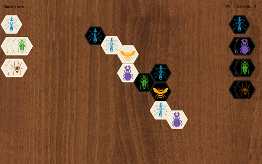 Hive with AI (board game) 9.0.1 screenshots 13