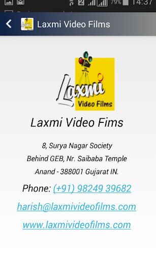 Laxmi Video Films