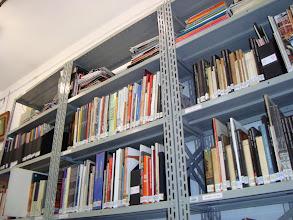 Photo: Detalhe dos livros