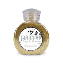 Tonic Studios Nuvo Glitter Collection - Light Gold 707N