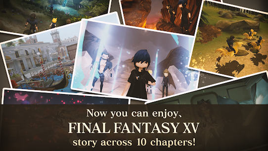 FINAL FANTASY XV POCKET EDITION Mod Apk Download For Android and Iphone 7