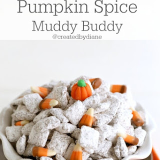 Pumpkin Spice Muddy Buddy