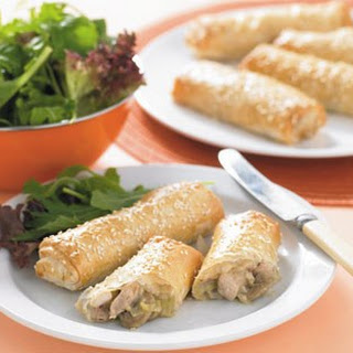 Chicken And Vegetable Filo Pastry Recipes