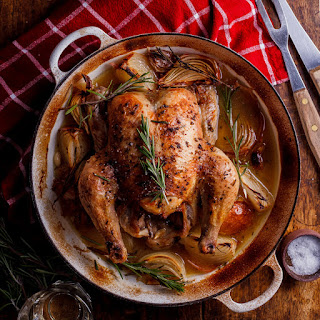 Tuscan Roasted Chicken And Vegetables Recipes