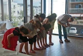 Photo: Atelier expression théâtrale - photo:Yannick BERNARD