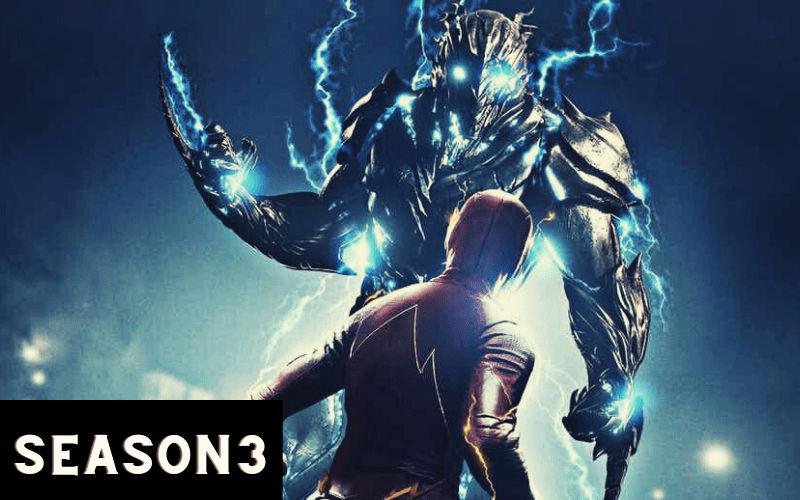 Index of The Flash Season 3