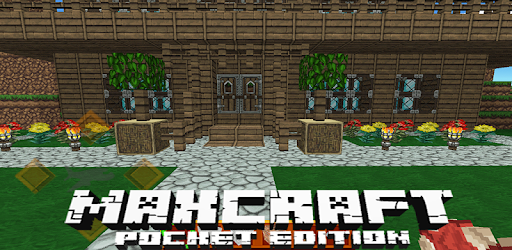 Max Craft: Pocket Edition game (apk) free download for Android/PC/Windows screenshot