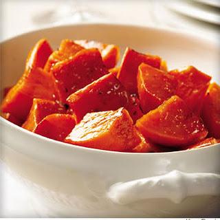 Maple-Roasted Sweet Potatoes