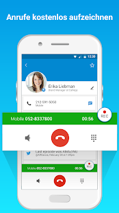 CallApp - Caller ID, Call Blocker & Call Recorder Screenshot