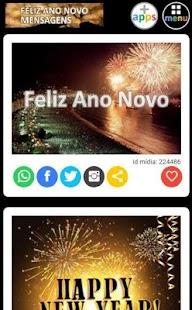 Feliz Ano Novo Mensagens - náhled