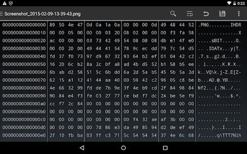 HEX Editor Premium 2.8.3 Mod Apk Download 7