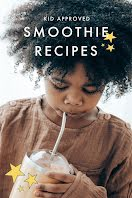 Kid Smoothies  - Pinterest Pin item