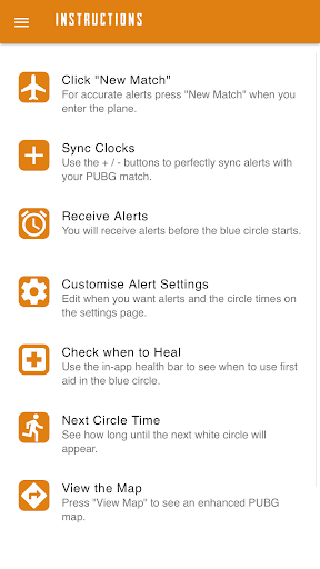 Circle Alerts for PUBG 1.1.0 screenshots 2