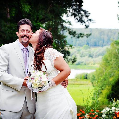Wedding photographer Ekaterina Polyakova (polyakova). Photo of 28.05.2013