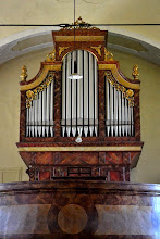 Photo: Mauracherjeve orgle iz leta 1912 - Die Mauracher-Orgel aus dem Jahr 1912 - The Mauracher organ from the year 1912
