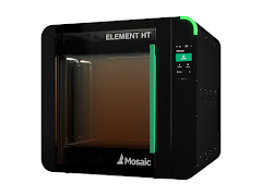 Mosaic Element HT Fully Enclosed Multi Material 3D Printer