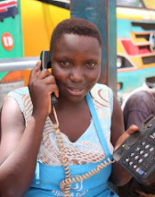 Photo: Ragazza, Kampala