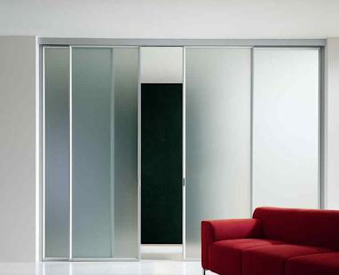 Rolling Glass Door - náhled