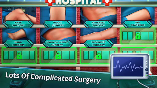 Multi Surgery Hospital Doctor Games 1.0.3 Mod screenshots 2