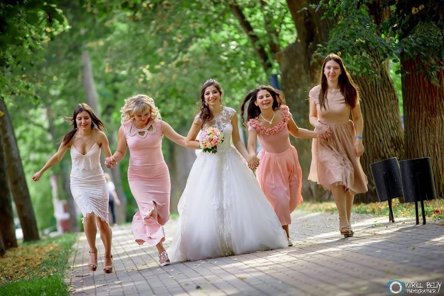 Wedding photographer Kirill Belyy (tiger1010). Photo of 11.02.2019