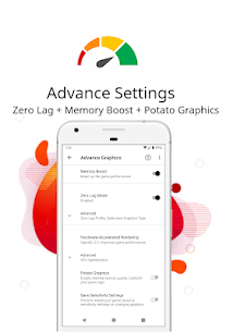 PGT Pro APK Full Paid: GFX & Optimizer(with advance setting) 4