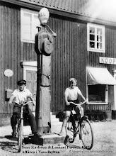 Photo: Affären 1947 Sune Karlsson och Lennart Persson