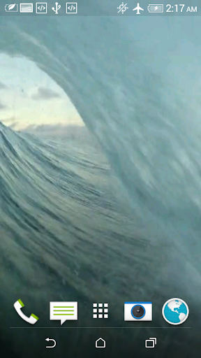 Surfing Video Wallpaper