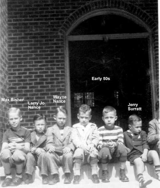 Photo: Max Bisher, Larry Jo Nance, Wayne Nance, ?, ?, Jerry Suratt - http://CanaanUMC.net
